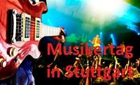 Workshops, Flohmarkt, Musikerbörse beim Musikertag Stuttgart