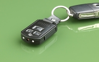 OctaCam Full-HD Mini-Schlüsselbund-Kamera