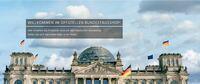 Bundestagsshop basiert auf Gambio: Flexibilität und Einfachheit des Shopsystems überzeugte