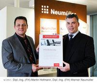 Neuer Franchise-Partner für die Neumüller Unternehmensgruppe