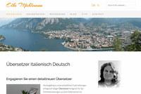 Relaunch der Webseite von Elke Mählmann.
