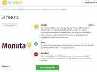 Netzsieger: Monuta Trauerfall-Vorsorge erhält Prädikat sehr gut