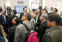 iTAC unterstrich auf der HANNOVER MESSE Trend in Richtung IoT-Plattformen
