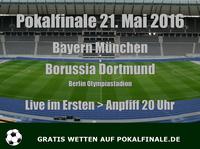 Pokalfinale: Borussia oder Bayern Fans gewinnen 18 oder 9 Euro