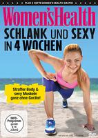 """Jetzt auf DVD: """"Women""""s Health: Schlank und sexy in vier Wochen"""""""