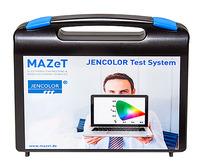 Absolute Color Measurement via integrated True Color Sensor
