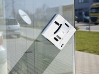 Sichler Intelligenter Profi-Fensterputz-Roboter PR-041 V3