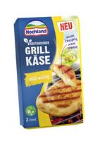 Neu von Hochland: Vegetarischer Grill Käse