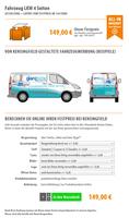 Fahrzeug LKW 4 Seiten | ab 149 Euro