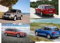 Das VW SUV - Marktführer in Europa