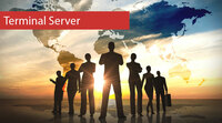 Infrastructure as a Service / Terminal-Server