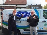 Neuer Franchisepartner geht für Filtafry an den Start