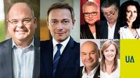 Walter Kohl und Christian Lindner machen Einzelunternehmer stark