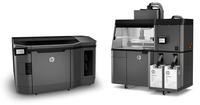 HP liefert das weltweit erste serienreife 3D-Druckersystem
