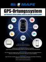 MAPE GPS ORTUNGSSYSTEM