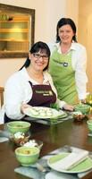 Schon mal eine Köchin gemietet? Fräulein Food macht Kochen zu Hause zum Erlebnis