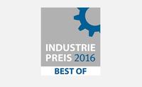 GRÜN oceans GmbH mit dem INDUSTRIEPREIS 2016 ausgezeichnet