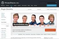 Verein-Online jetzt auch in Kombination mit WordPress einsetzbar
