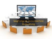 noeske netsolutions: Langfristige & revisionssichere Archivierung