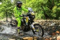 Touratech Racing gelingt Sensation bei Hellas Rally