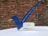Bester Robo Advisor - Ginmon gewinnt beim Bankingcheck Award den 1. Platz