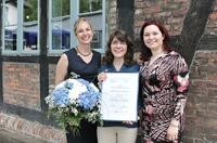 Young Professionals Award Logistics: Zwei Absolventinnen der Hamburger Fern-Hochschule schaffen es aufs Siegerpodest