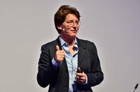 Business und Rennsport: Ellen Lohr auf dem ZVO-Kongress