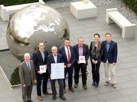 SICcast erstes durch LRQA nach ISO 9001:2015 zertifiziertes Unternehmen in Deutschland