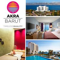 Das 1. City Hotel der Barut Hotels  das AKRA