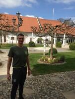 DHfPG-Professor Ulf Sobek trifft Weltmeister im Trainingslager