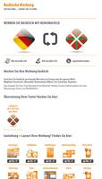 Baskische Werbung | Gestaltung + Layout ab 19 Euro