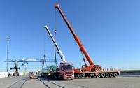 Magdeburger Hafen will Wege in den Iran ebnen