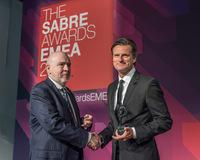 Sabre Award 2016 für Schwartz Public Relations