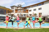 Das ÖSV Damen Speedteam zu Gast in der Golf- & Thermenregion Stegersbach