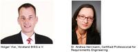 BISG-Expertin Dr. Andrea Herrmann bietet erstmals Webinar zu Requirements Engineering an