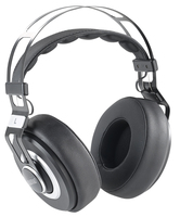 auvisio Over-Ear-HiFi-Headset OHS-420 mit Steuertasten, Bluetooth 4.0