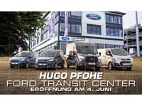 Hugo Pfohe eröffnet Transit Center am Hauptsitz Fuhlsbüttel