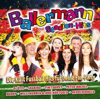 BALLERMANN Stadion-Hits CD ab sofort bei REWE