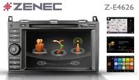 Passgenau und zielsicher: ZENECs Navi Z-E4626 für Mercedes