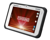 """Panasonic launcht neues 7""""AndroidTM TOUGHPAD Tablet"""