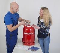 """PROGAS informiert: """"Sieben goldene Regeln"""" für den sicheren Umgang mit Flaschengas"""