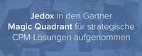 Jedox in Gartner Magic Quadrant für Corporate Performance Management-Lösungen aufgenommen