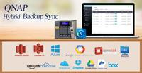 NAS-Verwaltung total: QNAPs Hybrid Backup Sync