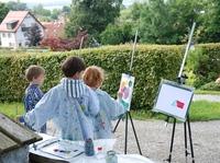 Flinke Finger, flotte Farben: Hits für Kids im Schloßmuseum Murnau