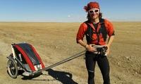 Extremsportler Norman Bücher: Rekordlauf durch den Schwarzwald