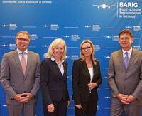 """65 Jahre BARIG: """"Wichtig und wertvoll für den Luftverkehr"""""""