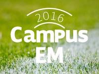 Der große Showdown zum Start der Campus EM 2016