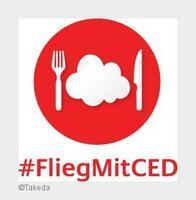 #FliegMitCED