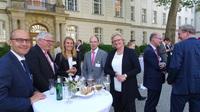 Bundeswirtschaftsminister Gabriel wirbt um Sozialpartner
