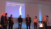 Internationale Wirbelsäulenchirurgen begeistert vom 3. Spine Academy Meeting